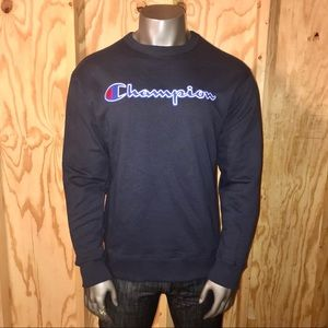 NWT! Champion Men's Large Crewneck Sweatshirt